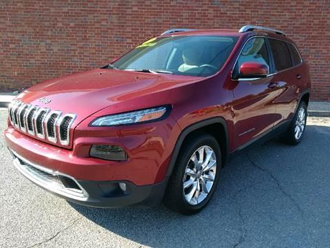 2017 Jeep Cherokee for sale in Sandersville, GA