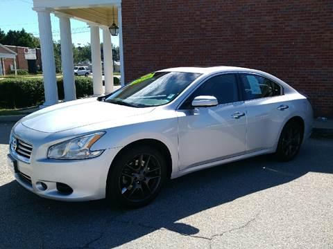 2014 Nissan Maxima for sale in Sandersville, GA