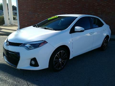 2014 Toyota Corolla for sale in Sandersville, GA