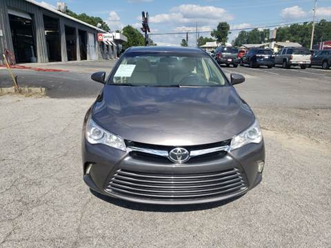 2017 Toyota Camry for sale in Sandersville, GA