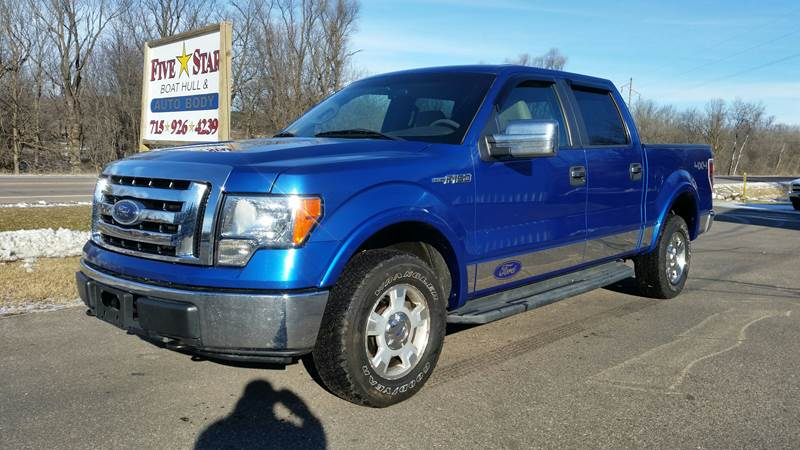 2009 ford f150 oil type