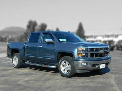 Used Chevrolet Trucks For Sale In Spearfish Sd
