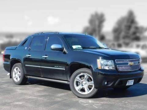 Chevrolet Black Diamond Avalanche For Sale Carsforsale Com