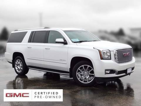 2017 GMC Yukon XL for sale in Spearfish, SD