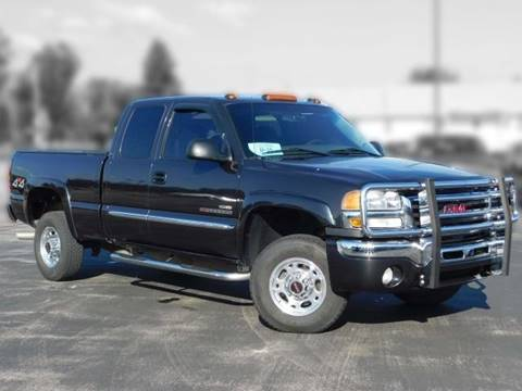 2004 GMC Sierra 2500HD for sale in Spearfish, SD