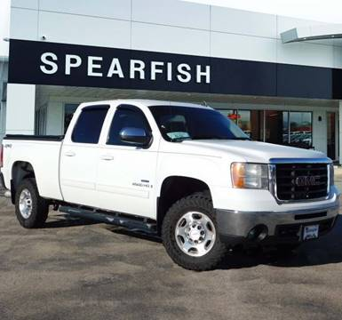 2009 GMC Sierra 2500HD for sale in Spearfish, SD
