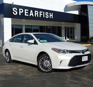 2018 Toyota Avalon for sale in Spearfish, SD