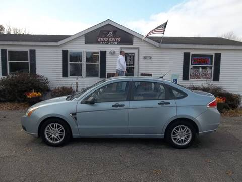 2008 Ford Focus For Sale >> 2008 Ford Focus For Sale In Mattawan Mi