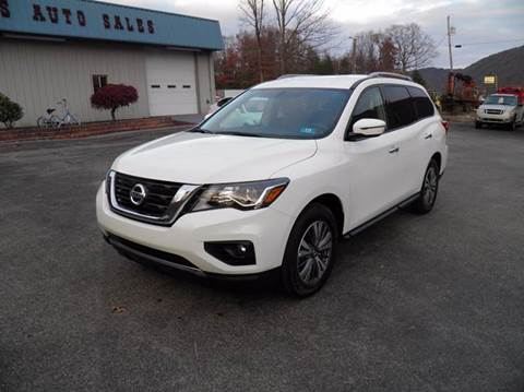 Used nissan pathfinder for sale in west virginia for Cole motors bluefield wv