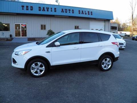 Ted Davis Auto Sales Used Cars Riverton WV Dealer - Auto ford