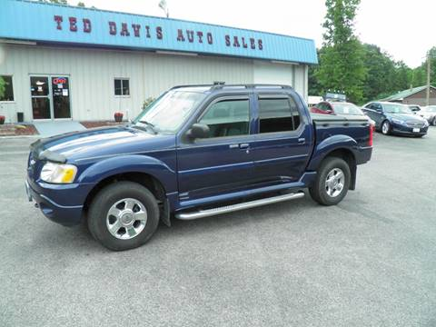 2004 Ford Explorer Sport Trac for sale in Riverton, WV