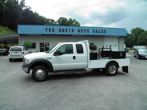 2006 Ford F-450 Super Duty for sale in Riverton, WV