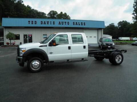 2016 Ford F-350 Super Duty for sale at Ted Davis Auto Sales in Riverton WV