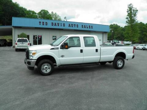 2011 Ford F-350 Super Duty for sale at Ted Davis Auto Sales in Riverton WV