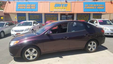 2009 Hyundai Elantra for sale at ST GEORGE AUTO GALLERY in St George UT