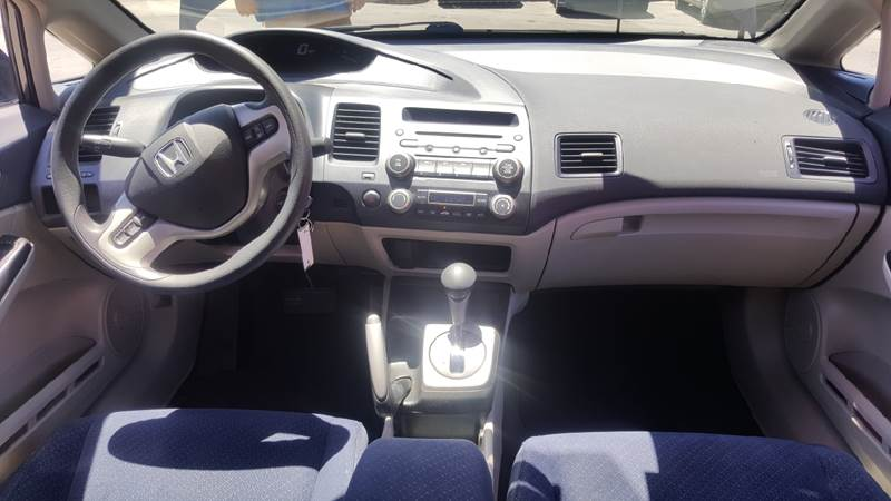 2008 Honda Civic for sale at ST GEORGE AUTO GALLERY in St George UT