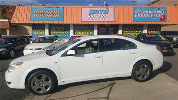 2009 Saturn Aura for sale at ST GEORGE AUTO GALLERY in St George UT