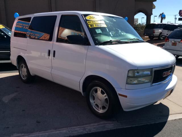 2005 GMC Safari for sale at ST GEORGE AUTO GALLERY in St George UT