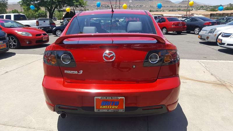 2006 Mazda MAZDA3 for sale at ST GEORGE AUTO GALLERY in St George UT