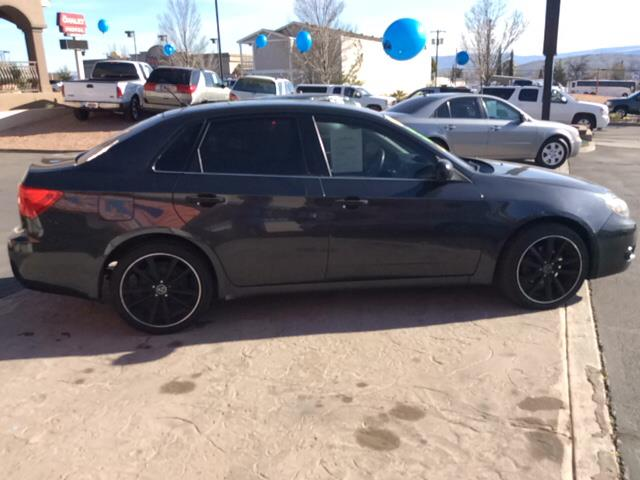 2008 Subaru Impreza for sale at ST GEORGE AUTO GALLERY in St George UT