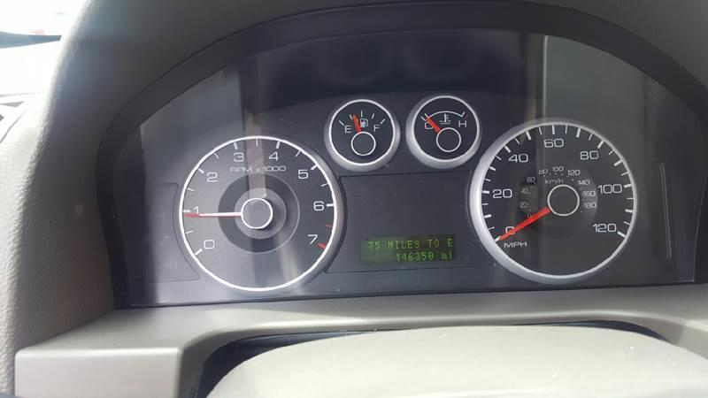 2007 Ford Fusion for sale at ST GEORGE AUTO GALLERY in St George UT
