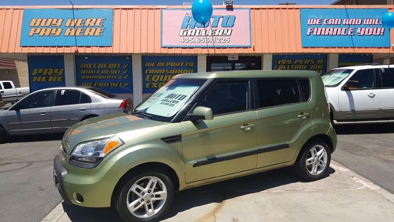 2011 Kia Soul for sale at ST GEORGE AUTO GALLERY in St George UT