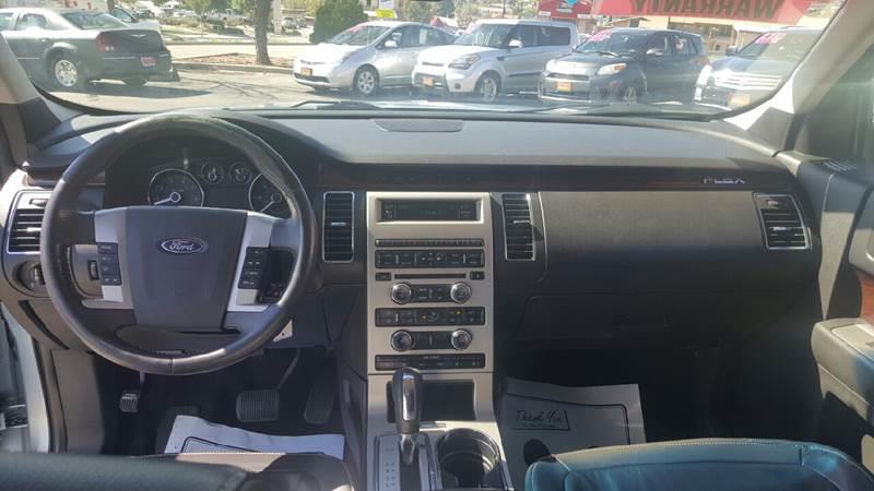 2009 Ford Flex for sale at ST GEORGE AUTO GALLERY in St George UT