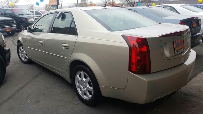 2007 Cadillac CTS for sale at ST GEORGE AUTO GALLERY in St George UT