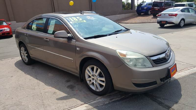 2007 Saturn Aura for sale at ST GEORGE AUTO GALLERY in St George UT