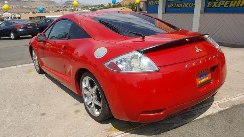 2006 Mitsubishi Eclipse for sale at ST GEORGE AUTO GALLERY in St George UT