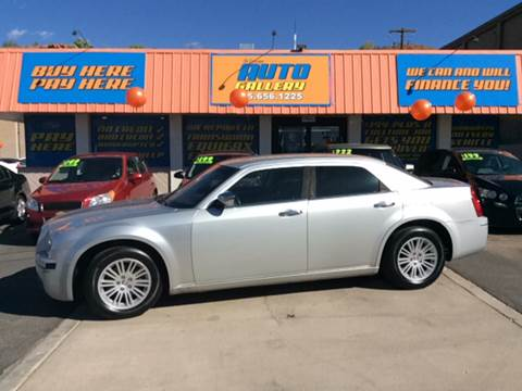 2010 Chrysler 300 for sale at ST GEORGE AUTO GALLERY in St George UT