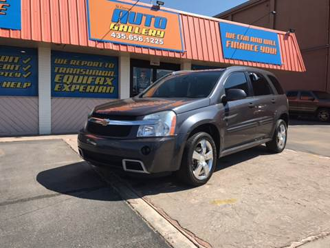 2008 Chevrolet Equinox for sale at ST GEORGE AUTO GALLERY in St George UT