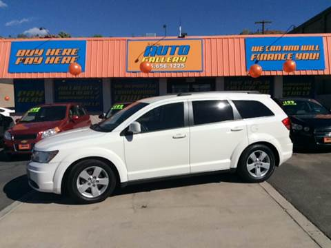 2010 Dodge Journey for sale at ST GEORGE AUTO GALLERY in St George UT