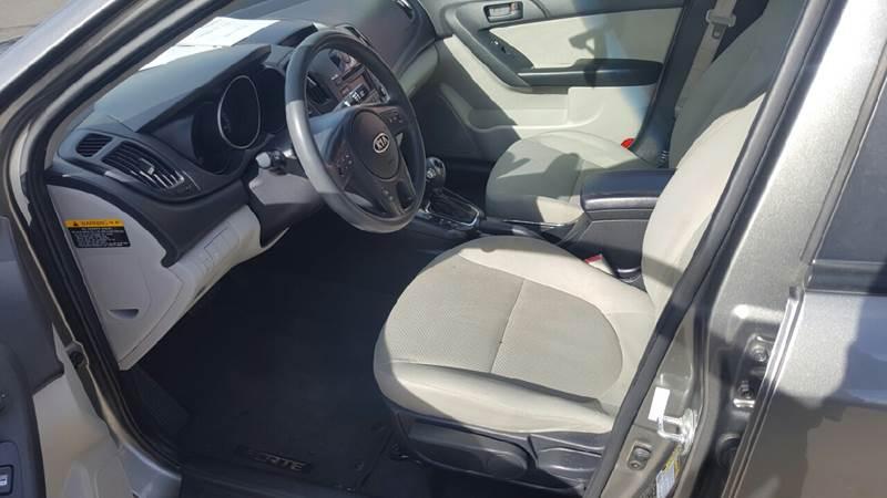 2011 Kia Forte EX 4dr Sedan 6A - St George UT