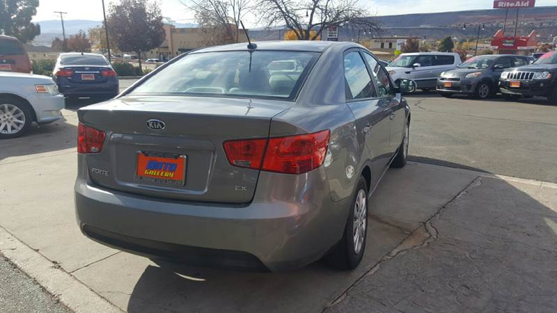 2011 Kia Forte for sale at ST GEORGE AUTO GALLERY in St George UT
