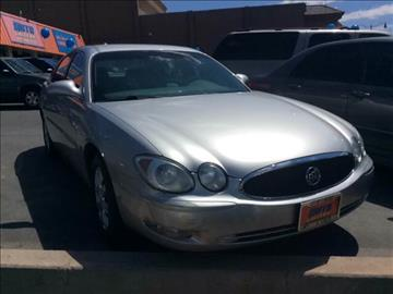 2006 Buick LaCrosse for sale at ST GEORGE AUTO GALLERY in St George UT