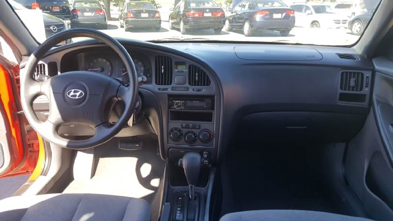 2004 Hyundai Elantra for sale at ST GEORGE AUTO GALLERY in St George UT
