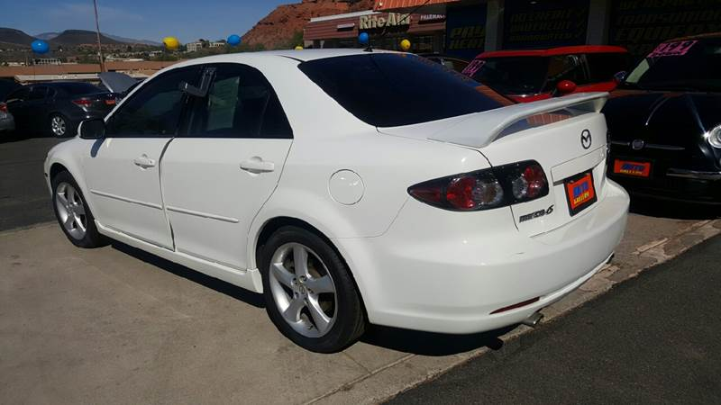 2007 Mazda MAZDA6 for sale at ST GEORGE AUTO GALLERY in St George UT