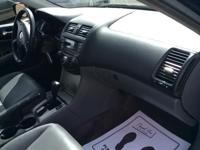 2004 Honda Accord EX V-6 4dr Sedan - St George UT
