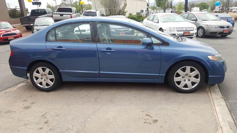 2010 Honda Civic LX 4dr Sedan 5A - St George UT
