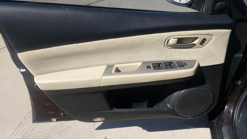 2010 Mazda MAZDA6 i Sport 4dr Sedan 5A - St George UT