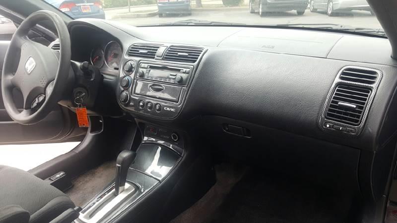 2005 Honda Civic EX 2dr Coupe - St George UT