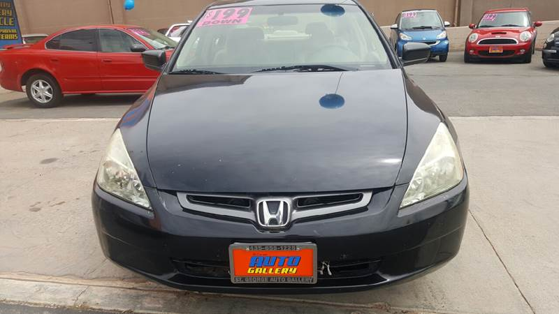 2005 Honda Accord LX 4dr Sedan - St George UT