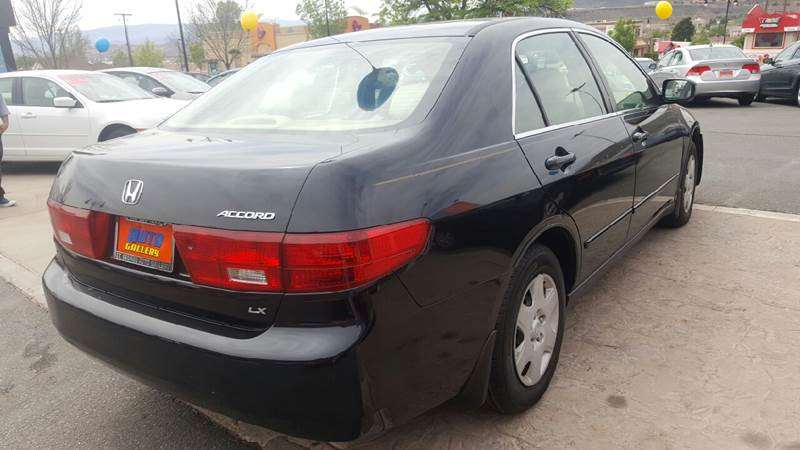 2005 Honda Accord for sale at ST GEORGE AUTO GALLERY in St George UT