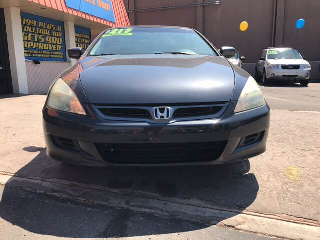 2007 Honda Accord for sale at ST GEORGE AUTO GALLERY in St George UT