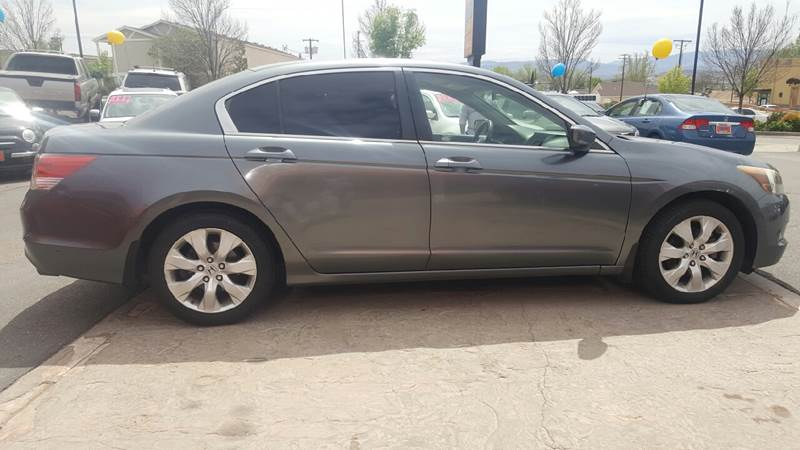 2008 Honda Accord EX 4dr Sedan 5A - St George UT