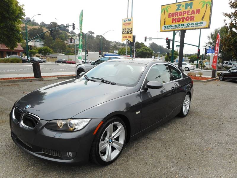 Bmw Series I Dr Coupe In Hayward CA ZM European Motor - Bmw 335i 2008 coupe