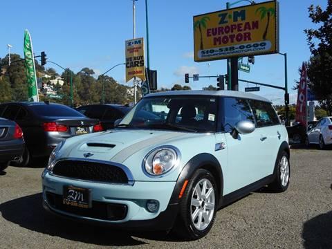2012 MINI Cooper Clubman for sale in Hayward, CA