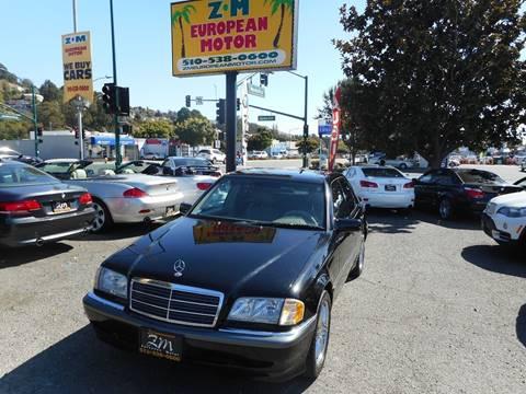 1999 Mercedes-Benz C-Class for sale in Hayward, CA