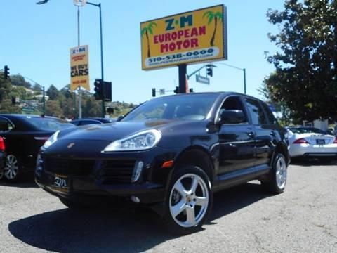 2008 Porsche Cayenne for sale in Hayward, CA
